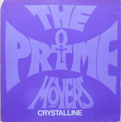 The Prime Movers - Crystalline (Vinyl LP)