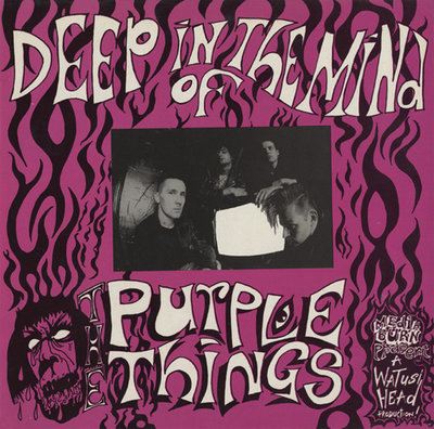 The Purple Things - Dee In The Mind Of (Vinyl LP)