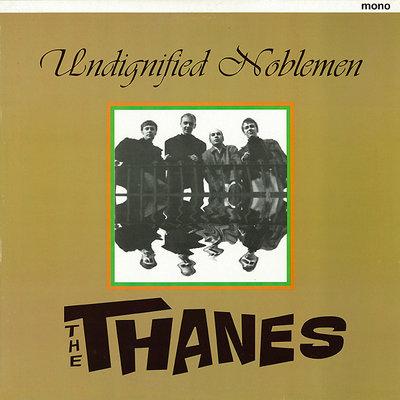 The Tanes - Undignified Noblemen (Vinyl LP)
