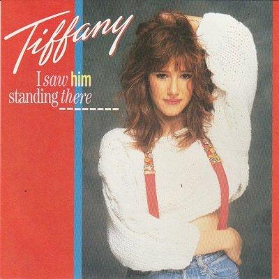 Tiffany - I saw him standing there + Mr. Mambo (Vinylsingle)