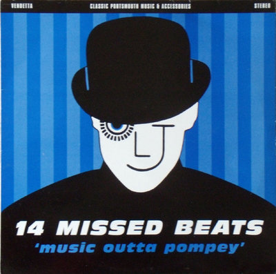 Various - 14 Missed Beats - Music Outta Pompey (Vinyl LP)