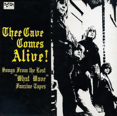 Various - Thee Cave Comes Alive! (Vinyl LP)