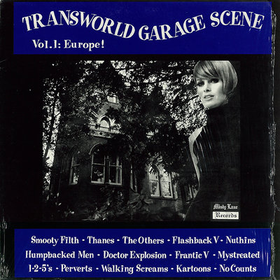 Various - Transworld Garage Scene Vol.1: Europe! (Vinyl LP)