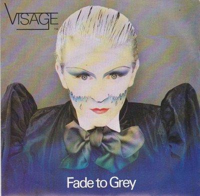 Visage - Fade to grey + The steps (Vinylsingle)