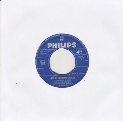 Walker Brothers - Land of thousand dances + My ship is coming (Vinylsingle)