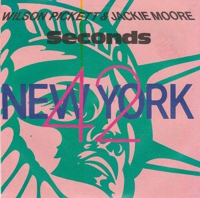 Wilson Picket & Jackie Moore - Seconds + (Dub Mix) (Vinylsingle)