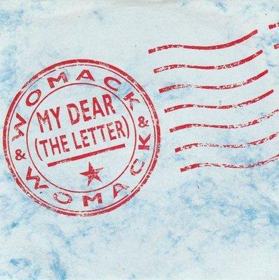 Womack & Womack - My Dear + Keep On Climbing (Vinylsingle)