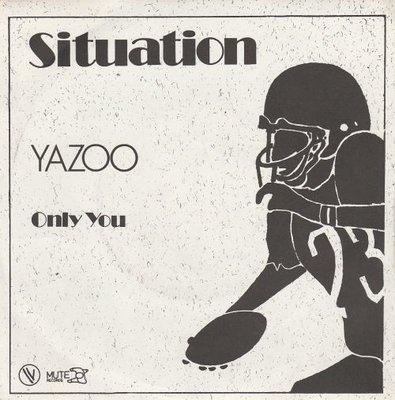 Yazoo - Situation + Only you (Vinylsingle)