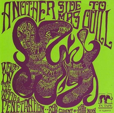 Yeah Yeah Noh - Mrs. Quill + Penetration + Wendy's In The Woods (Vinylsingle)