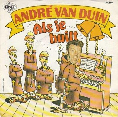 Andre van Duin - Bim bam + Als je huilt (Vinylsingle)