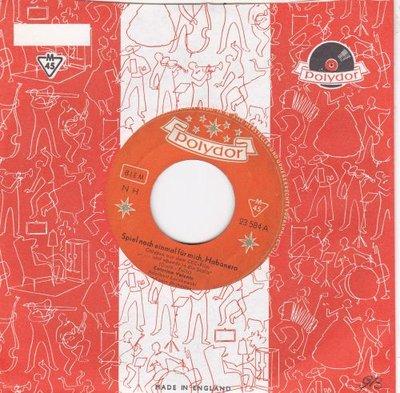 Caterina Valente - Spiel noch einmal fur mich + Einer nacht am Rio Grande (Vinylsingle)