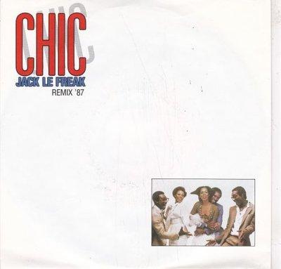 Chic - Le freak (87 remix) + Savoir faire (Vinylsingle)