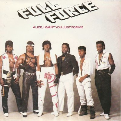 Full Force - Alice. I want you just for me + (Favorite mix) (Vinylsingle)