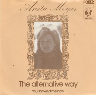 Anita Meyer - Alternative way + You showed me how (Vinylsingle)