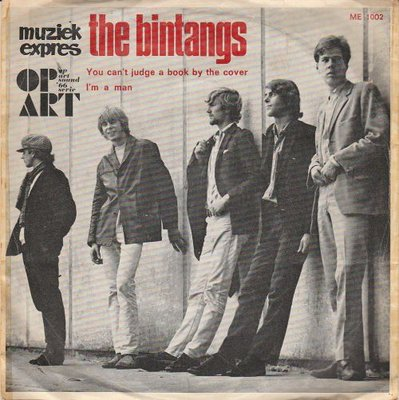 Bintangs - You Can't Judge A Book By The Cover + I'm A Man (Vinylsingle)