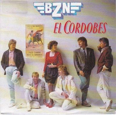 BZN - El cordobes + My everlasting love (Vinylsingle)