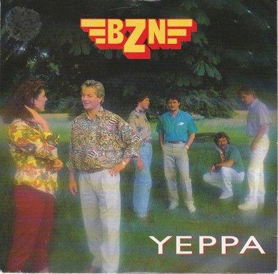 BZN - Yeppa + Nathalie (Vinylsingle)