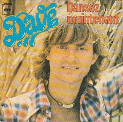 Dave - Dansez maintenant + Dimanche avec toi (Vinylsingle)
