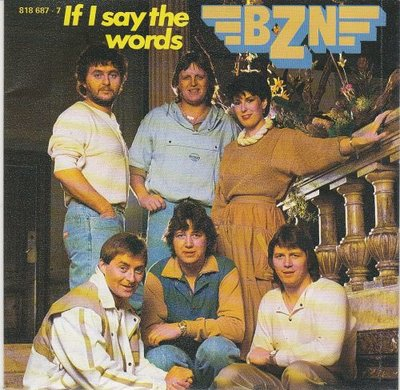 BZN - If I say the words + You give me a dream (Vinylsingle)