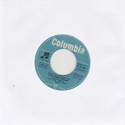 Conny Froboess - Zwei kleine Italiener + Hallo. hallo. hallo (Vinylsingle)
