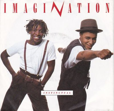 Imagination - Instinctual + Touch (Vinylsingle)