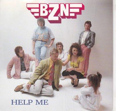 BZN - Help me + Goodbye (Vinylsingle)