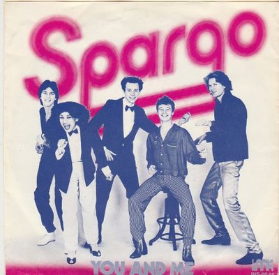 Spargo - You and me + Worry (Vinylsingle)