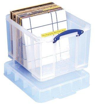 Really Usefull Box 35 liter (voor 100 vinyl LP's) - per stuk