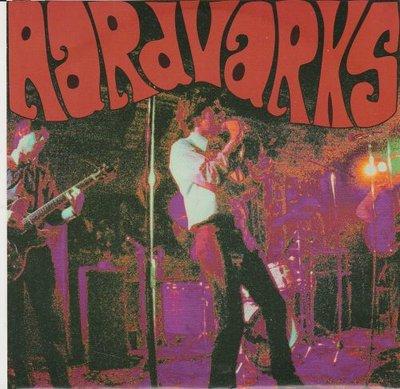 Aardvarks - You're My Loving Way + Hold On (Vinylsingle)
