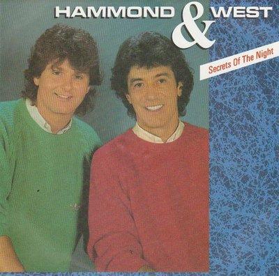 Albert Hammond & Albert West - Sectres Of The Night + A love song (Vinylsingle)