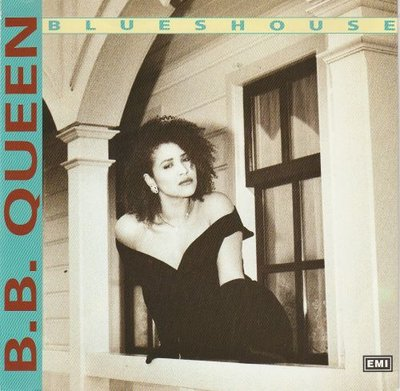 B.B. Queen - Blueshouse + (ballad mix) (Vinylsingle)