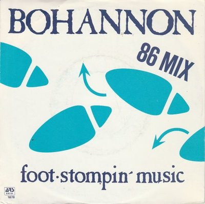 Bohannon - Foot-Stompin' Music (Exclusive ARS Remix) + Disco Stomp (Vinylsingle)