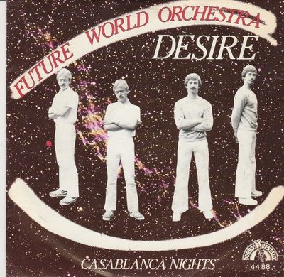 Future World Orchestra - Desire + Casablanca nights (Vinylsingle)
