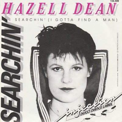 Hazell Dean - Searchin' + (US mega-mix) (Vinylsingle)