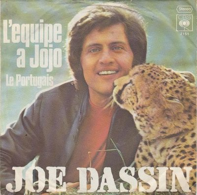 Joe Dassin - L'equipe A Jojo + Le Portugais (Vinylsingle)