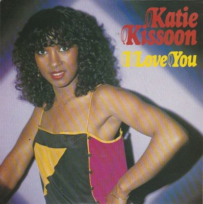 Katie Kissoon - I Love You + Rock Me (Vinylsingle)