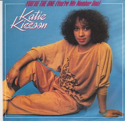 Katie Kissoon - You're The One + (Instrumental) (Vinylsingle)