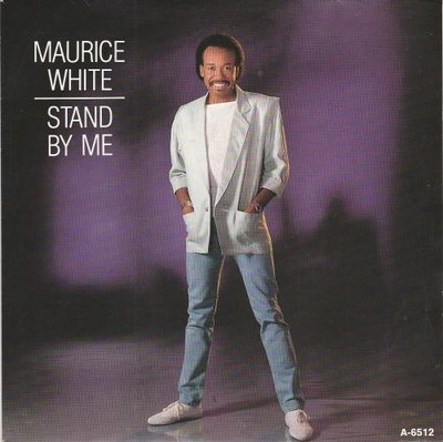 Maurice White - Stand By Me + Can't Stop Love (Vinylsingle)