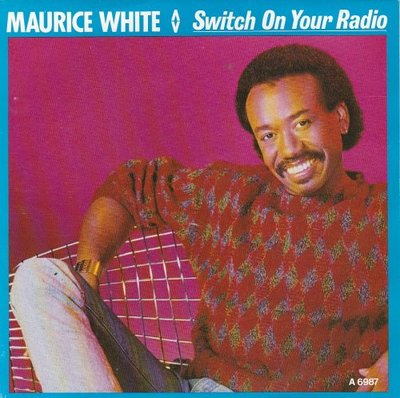 Maurice White - Switch on your radio + Jamboree (Vinylsingle)