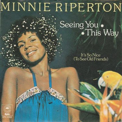 Minnie Riperton - Seeing You This Way + It's So Nice (Vinylsingle)