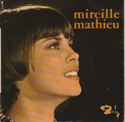 Mireille Mathieu - J'ai Gard' L'accent (EP) (Vinylsingle)