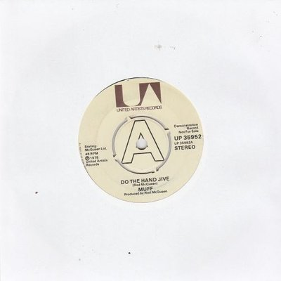 Muff - Do The Hand Jive (Vinylsingle)
