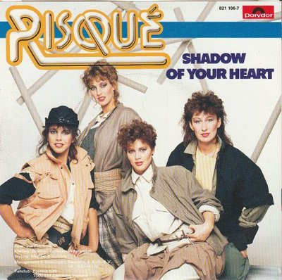 Risque - Shadow of your heart + (scratch version) (Vinylsingle)