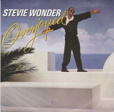 Stevie Wonder - Overjoyed + (instr.) (Vinylsingle)