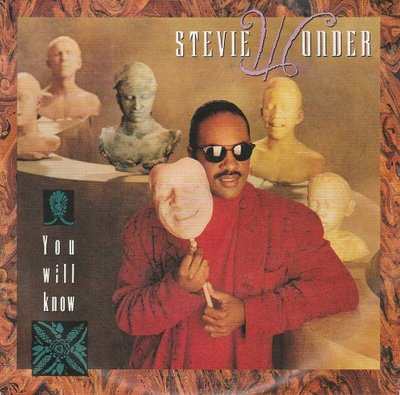 Stevie Wonder - You Will Know + (Instrumental) (Vinylsingle)