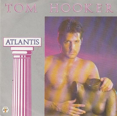 Tom Hooker - Atlantis + Amnesie Atlantis (Vinylsingle)