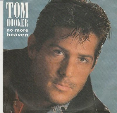 Tom Hooker - No More Heaven + Feeling Okay (Vinylsingle)