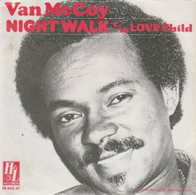 Van McCoy - Night Walk + Love Child (Vinylsingle)