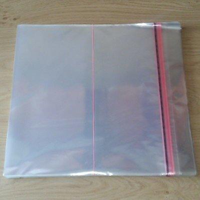 """Cellofaan Beschermhoezen voor LP's (12"""") - per 100 stuks"""