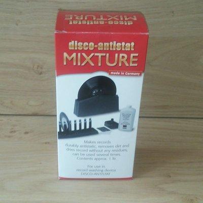Disco-Antistat Mixture, Vloeistof (1 Liter) - per stuk